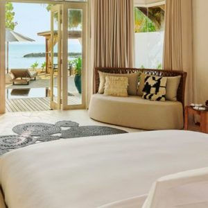 Luxury Maldives Holidays Fairmont Maldives Sirru Fen Fushi Beach Sunrise Villa 1
