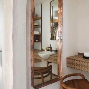 Luxury Maldives Holidays Fairmont Maldives Sirru Fen Fushi Deluxe Beach Sunrise Villa 2