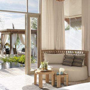 Luxury Maldives Holidays Fairmont Maldives Sirru Fen Fushi Deluxe Beach Sunrise Villa 4