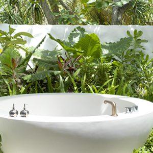 Luxury Maldives Holidays Fairmont Maldives Sirru Fen Fushi Deluxe Beach Sunset Villa 3