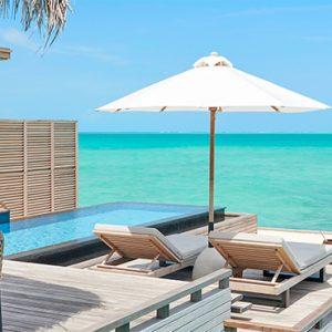 Luxury Maldives Holidays Fairmont Maldives Sirru Fen Fushi Grand Water Sunset Villa 3