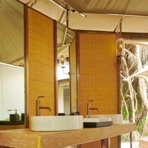 Luxury Maldives Holidays Fairmont Maldives Sirru Fen Fushi Tented Jungle Villa