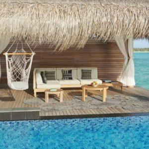 Luxury Maldives Holidays Fairmont Maldives Sirru Fen Fushi Two Bedroom Water Sunset Villa 4