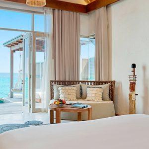 Luxury Maldives Holidays Fairmont Maldives Sirru Fen Fushi Water Sunrise Villa 3