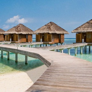 LUX Maldives spa