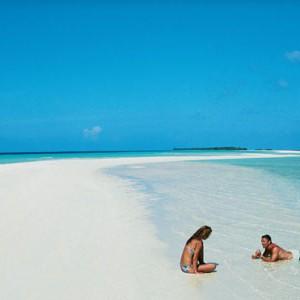 LUX Maldives turquoise ocean