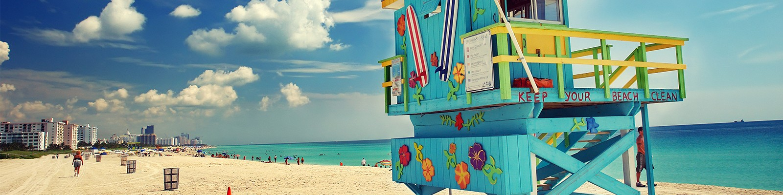 Miami Multi Centre - Miami South Beach - Header