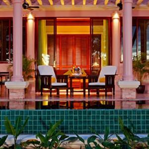 centara grand one bedroom pool villa