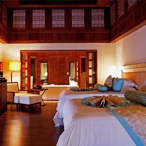 centara grand two bedroom pool villa2