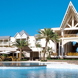 The Residence Mauritius - exterior