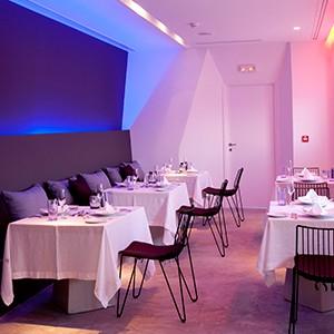 Grace Santorini - Greece Honeymoon Packages - restaurant