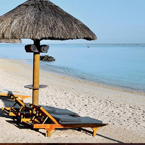 Le Cardinal - Mauritius Honeymoon Packages - beach