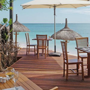 Le Cardinal - Mauritius Honeymoon Packages - dining