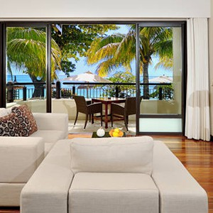 Le Cardinal - Mauritius Honeymoon Packages - lounge