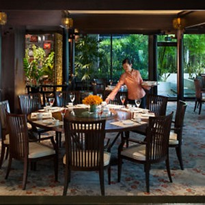 Marina oriental - Singapore Honeymoon Packages - cherry garden