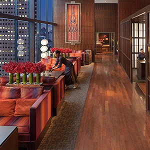 Marina oriental - Singapore Honeymoon Packages - dining