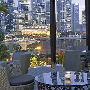 Marina oriental - Singapore Honeymoon Packages - dining2