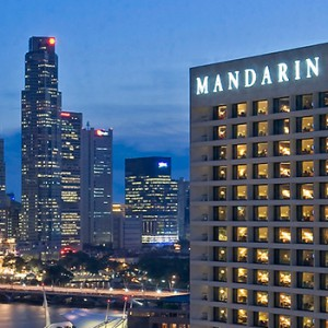 Marina oriental - Singapore Honeymoon Packages - header