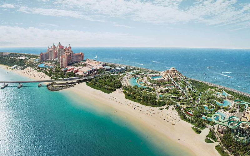 Atlantis The Palm Top 10 Luxury Family Holiday Destinations