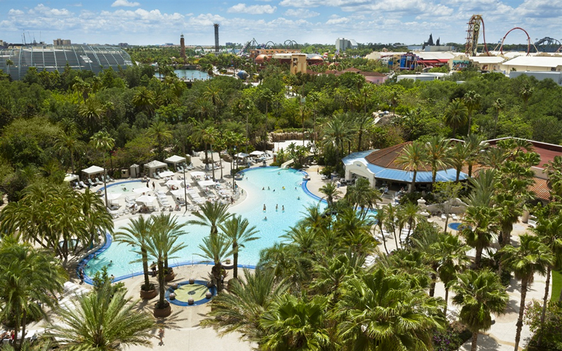 Universal Hard Rock Hotel Top 10 Luxury Family Holiday Destinations