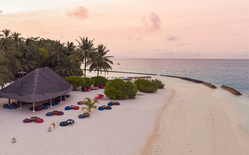Kuramathi Island Resort Top 10 Luxury Family Holiday Destinations
