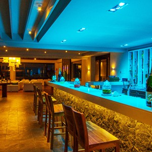 Solana Beach - Mauritius Honeymoon Packages- bar