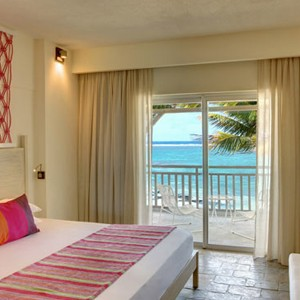 Solana Beach - Mauritius Honeymoon Packages- bedroom