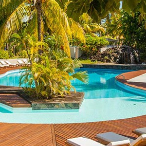 Solana Beach - Mauritius Honeymoon Packages- pool 1