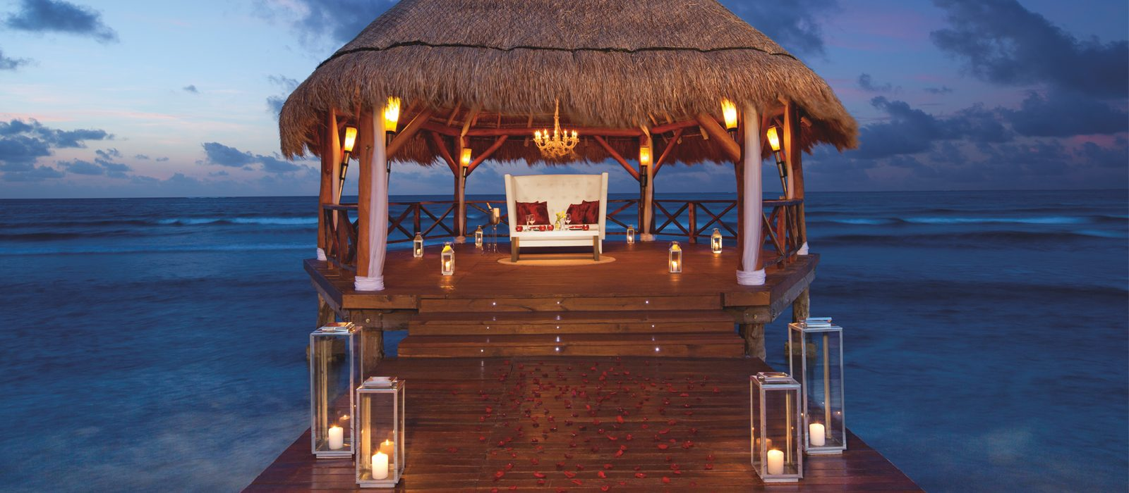 Top Luxury Adults Only Hotels Secrets Silversands Mexico Header