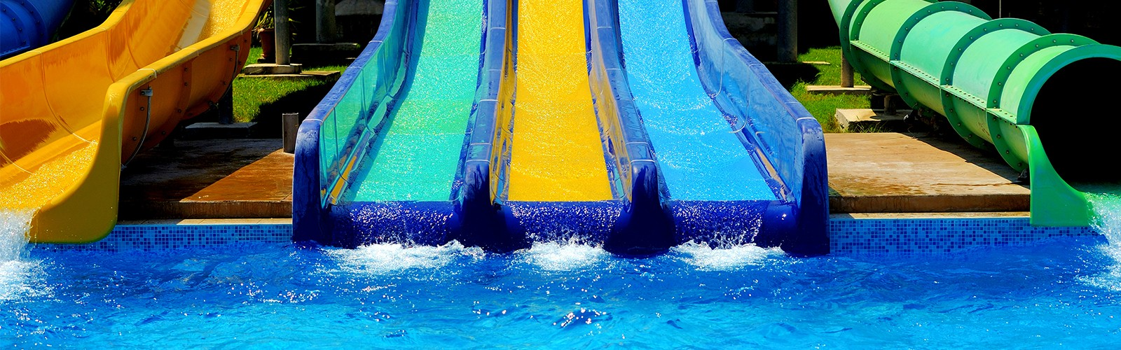 Awesome waterparks - Luxury Family Holidays - Travel Blog