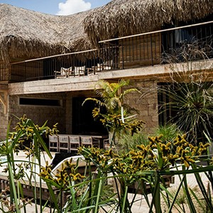 Segera Retreat - Kenya safari honeymoon - pool