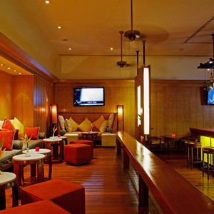 centara grand beach resort - thailand honeymoon packages - bar