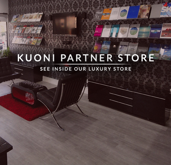 kuoni partner store what's hot