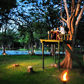 Cinnamon Lodge Habarana - Sri Lanka Honeymoon Packages - thumbnail