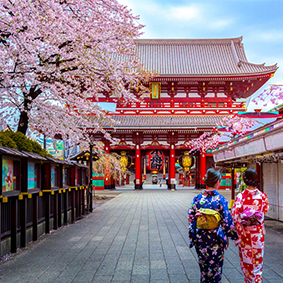 Where To Go When Luxury Holidays Japan