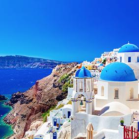 Where To Go Where Holiday Calendar Santorini
