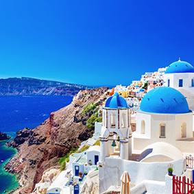 Where To Go Where Holiday Calendar Santorini