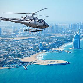 Luxury Dubai Holidays Dubai Helicopter Ride Thumbnail