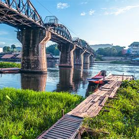 Thumbnail Bridge On The River Kwai Bangkok Holidays