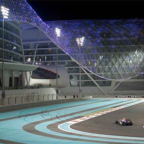 Thumbnail Formula 1 Grand Prix Abu Dhabi Holidays