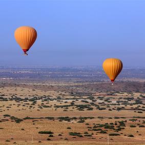 Thumbnail Marrakech Hot Air Balloon Flight Morocco Holidays