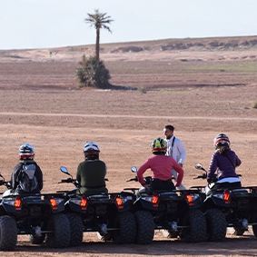 Thumbnail Quad Biking In Marrakech Morocco Holidays