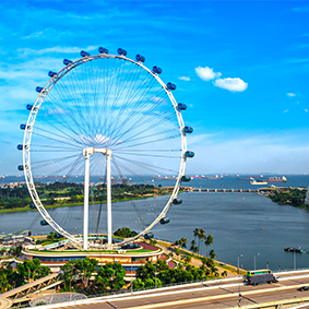 Thumbnail Singapore Flyer Singapore Holidays