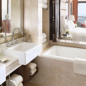 luxury Abu Dhabi holiday Packages The Ritz Carlton Abu Dhabi Grand Canal Deluxe Guest Room