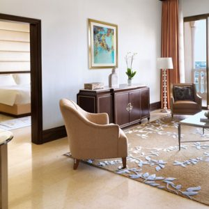 Abu Dhabi holiday Packages The Ritz Carlton Abu Dhabi Grand Canal Executive Suite