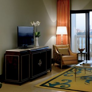 Abu Dhabi holiday Packages The Ritz Carlton Abu Dhabi Grand Canal Executive Suite 2