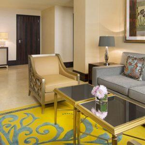 luxury Abu Dhabi holiday Packages The Ritz Carlton Abu Dhabi Grand Canal Venetian Suite