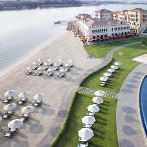 Luxury Abu Dhabi holiday Packages The Ritz Carlton Abu Dhabi Grand Canal Beach