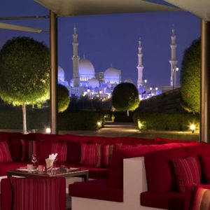luxury Abu Dhabi holiday Packages The Ritz Carlton Abu Dhabi Grand Canal Dining 2