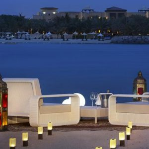 luxury Abu Dhabi holiday Packages The Ritz Carlton Abu Dhabi Grand Canal Dining 3